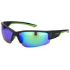 UVEX sportstyle 215 Glasses black mat green